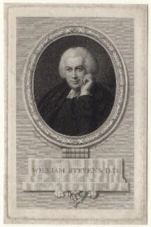 William Bagshaw Stevens, by Pierre Condé, after  Thomas Gainsborough - NPG D13821