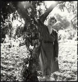 Margery Allingham, by Francis Goodman, 1946 - NPG x68927 - © National Portrait Gallery, London