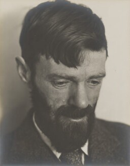D.H. Lawrence, by Edward Weston - NPG P1028