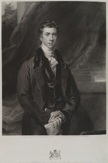 Henry Brougham, 1st Baron Brougham and Vaux, by and published by William Walker, after  Sir Thomas Lawrence - NPG D19111