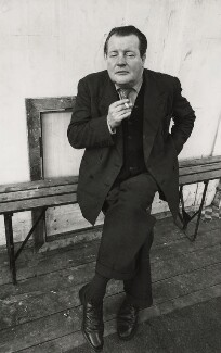 Constant Lambert, by Norman Parkinson - NPG x30025