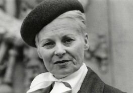 Dame Vivienne Westwood, by Anne-Katrin Purkiss - NPG x47119