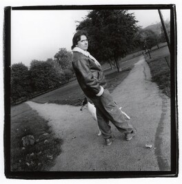 David Bailey, by Steve Pyke - NPG x29994
