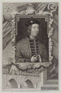 King Edward IV, by George Vertue - NPG D19137
