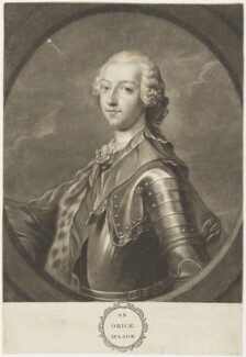 Prince Charles Edward Stuart, after Philip Mercier - NPG D19148