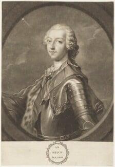 Prince Charles Edward Stuart, after Philip Mercier - NPG D19148