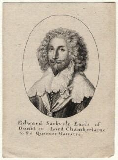 Edward Sackville, 4th Earl of Dorset, after Sir Anthony van Dyck - NPG D16416