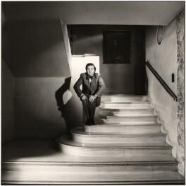 (Harold) Owen Luder, by Miriam Reik - NPG x26013