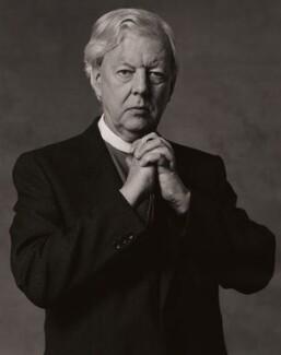 David Edward Jenkins, by Tim Richmond - NPG x33950