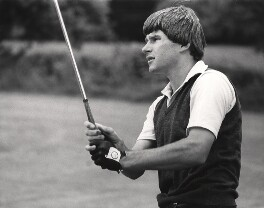 Nick Faldo, by Sefton Samuels, 19 June 1980 - NPG x76959 - © Sefton Samuels / National Portrait Gallery, London