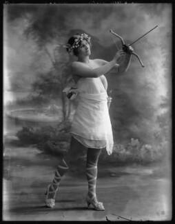 Eileen Leslie, by Bassano Ltd, 11 July 1917 - NPG x102931 - © National Portrait Gallery, London