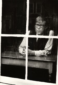 Alan Bennett, by Magda Segal - NPG x36170