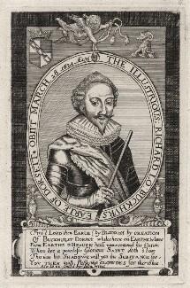 Richard Sackville, 3rd Earl of Dorset, after Unknown artist - NPG D16411