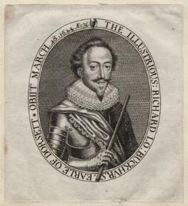 Richard Sackville, 3rd Earl of Dorset, after Unknown artist - NPG D16412