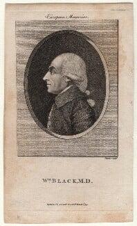 William Black, by R. Stanier, after  Unknown artist - NPG D16431