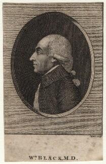 William Black, by R. Stanier, after  Unknown artist - NPG D16433