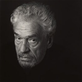 Paul Scofield, by Nicholas Sinclair - NPG x38832