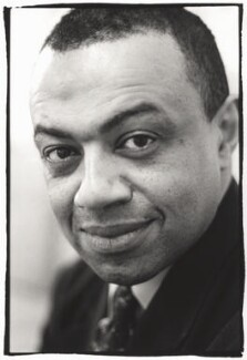 Paul Boateng, by Les Skeates - NPG x87768