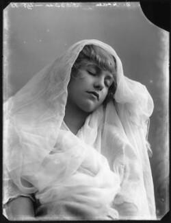 Dorothy Deane (Dorothy Ellen Cox), by Bassano Ltd, March 1919 - NPG  - © National Portrait Gallery, London