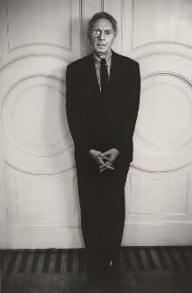 Louis van Praag, by Robert Taylor - NPG x45787