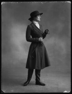 Margaret Swallow as Lady Diana Sartorys in 'The Whip', by Bassano Ltd - NPG x80573
