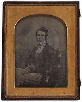 Sir Joseph Dalton Hooker, by William Edward Kilburn, circa 1852 - NPG P1027 - © National Portrait Gallery, London