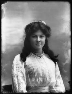 Mary Frances (née Lyttleton), Lady Craik, by Bassano Ltd - NPG x103071
