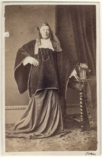 'As the Lord Cardinal in his State' (Richard Cockle Lucas), by Richard Cockle Lucas - NPG Ax23437