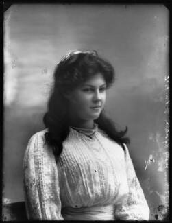 Mary Frances (née Lyttleton), Lady Craik, by Bassano Ltd - NPG x103072