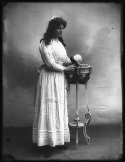 Mary Frances (née Lyttleton), Lady Craik, by Bassano Ltd - NPG x103073