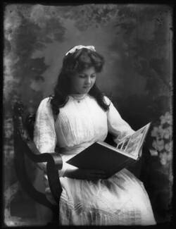 Mary Frances (née Lyttleton), Lady Craik, by Bassano Ltd - NPG x103074
