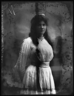 Mary Frances (née Lyttleton), Lady Craik, by Bassano Ltd - NPG x103075
