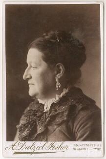Margaret Dalziel, by A. Dalziel Fisher - NPG x126422