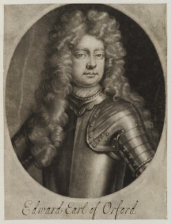 Edward Russell, Earl of Orford, after Sir Godfrey Kneller, Bt - NPG D19274
