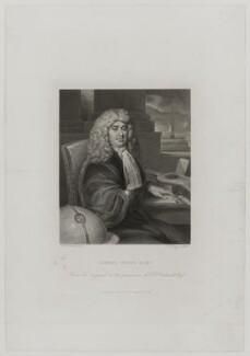 Samuel Pepys, by Thomas Bragg, published by  Henry Colburn, after  Sir Godfrey Kneller, Bt - NPG D19296