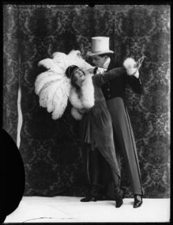 Phyllis Monkman; Jack Buchanan, by Bassano Ltd - NPG x103130