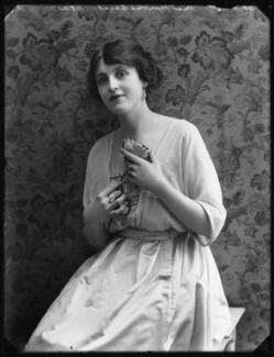 Marjorie Chard, by Bassano Ltd - NPG x103161