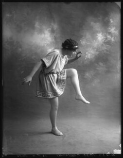 Gina Cormani, by Bassano Ltd - NPG x103178