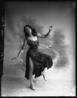 Gina Cormani in 'The Dance Dream', by Bassano Ltd - NPG x103167