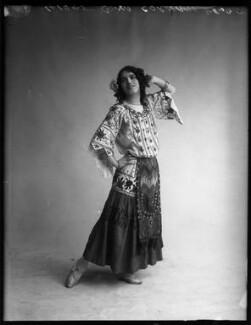 Gina Cormani in 'The Dance Dream', by Bassano Ltd - NPG x103168