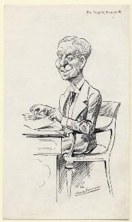 Joseph Paton Maclay, 1st Baron Maclay, by Harry Furniss - NPG D16457