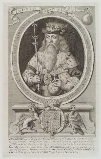 King Edward III, possibly by Robert Sheppard - NPG D19376