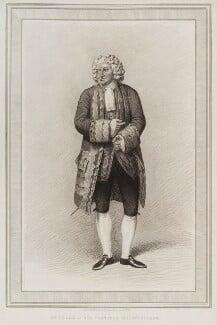 George Frederick Cooke, by Richard Woodman, published by  John Cawthorn, after  Samuel De Wilde - NPG D19379
