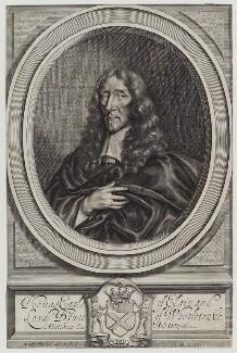Thomas Bruce, 1st Earl of Elgin, 3rd Lord Bruce of Kinloss, by William Faithorne - NPG D19383
