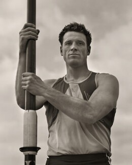 James Cracknell, by Anderson & Low - NPG x126461
