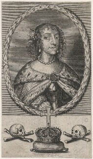 Henrietta Maria, after Unknown artist - NPG D16471