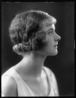 Betty Nelson, by Bassano Ltd, 7 April 1924 - NPG x103285 - © National Portrait Gallery, London