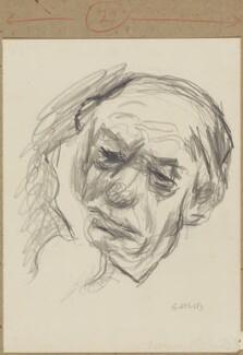 Sir Desmond MacCarthy, by Henryk Gotlib - NPG D13576