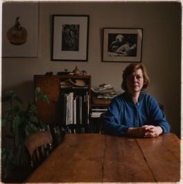 Sue Davies, by Cheryl Twomey - NPG x33744