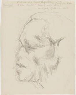 Philip John Noel-Baker, Baron Noel-Baker, by Henryk Gotlib - NPG D13594